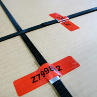 Tamper Evident Pallet Labels
