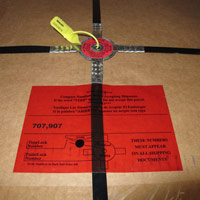 Topp Clip Pallet Strapping Seals